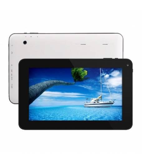 "Таблет Allwinner A33 Бял четириядрен процесор  10"", Multi-Touch, 1GB RAM, 8GB, Wi-Fi, Bluetooth"