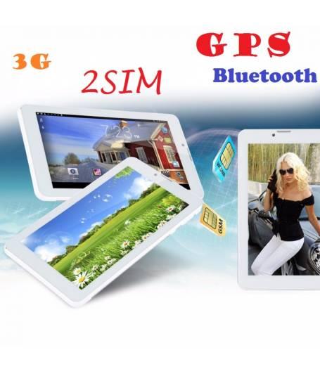 Невероятна цена за 3G двуядрен таблет с 2SIM GPS Bluetooth  FM(3G-2SIM6572) в tabletstorebg