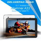 Четириядрен таблет 10 инча Deluxepad QUAD A33 1GB RAM BG