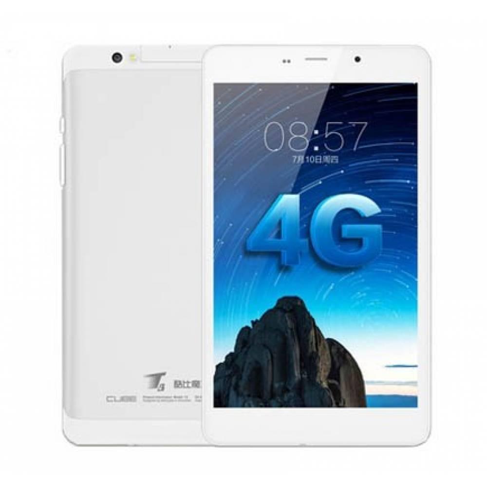 Таблет CUBE T8S quad core 1.3 Ghz MTK8732 4G Android 5.1 8.0 инча IPS дисплей GPS 8GB Бял от tabletstorebg