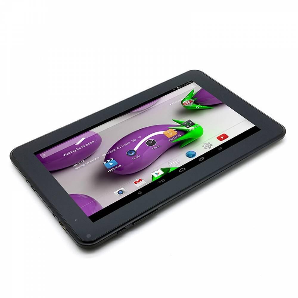 Черен Четириядрен Таблет GT90H-A33 9 инча 2 камери Android 4.4.2 Bluetooth(A33-9B) в tabletstorebg