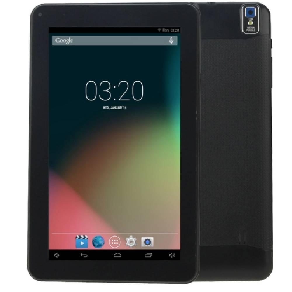 Четириядрен Черен таблет 9 инча А33  1.2Ghz 1GB RAM(A23W) в tabletstorebg