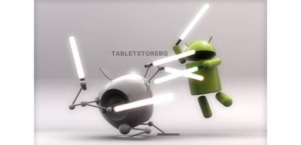 Избор на таблет : Android или IOS?