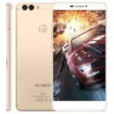 Смартфон Bluboo Dual, 4G-LTE, FHD 1920*1080P, 2GB RAM, 16GB, Android 6.0, Dual Camera 13MP, Dual Sim, Златист