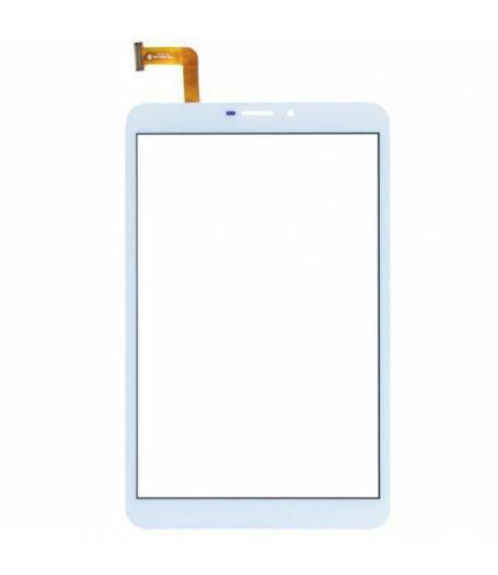 Тъч скрийн панел за Revo RP853 3G Бял в tabletstorebg
