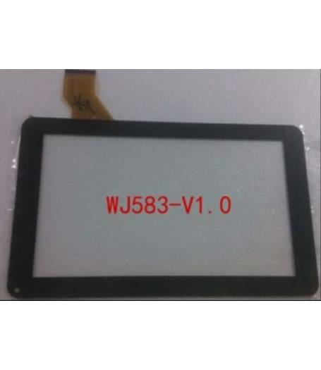 Черен Тъчскрийн панел за таблет 9 инча WJ583=V1.0(WJ583=V1.0) в tabletstorebg