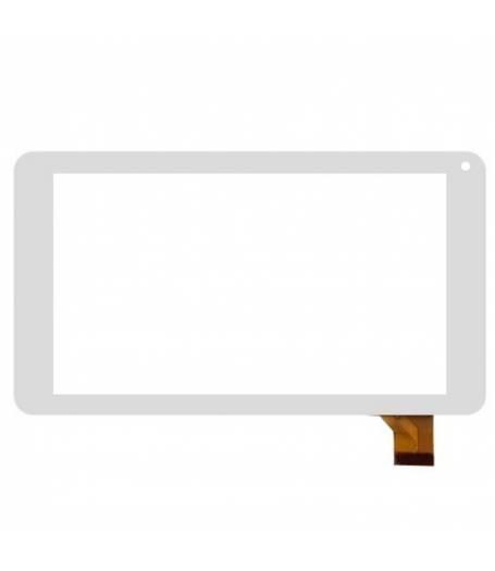 Бял Тъчскрийн панел за таблет 7 инча XC-PG0700-028-A2-FPC(XC-PG0700-028-A2-FPC) в tabletstorebg