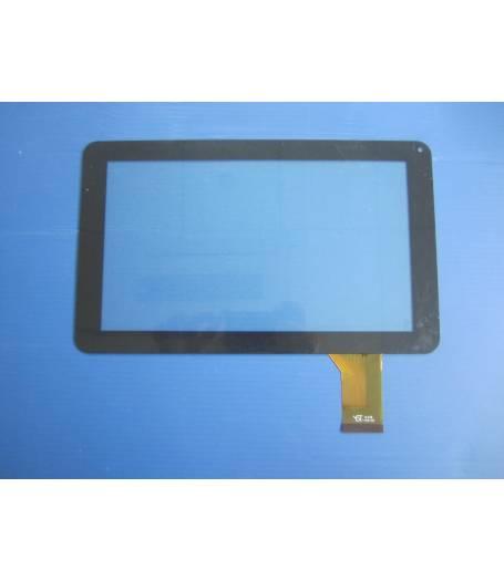 Черен Тъчскрийн панел за таблетX-TREMER X9-D8G в tabletstorebg