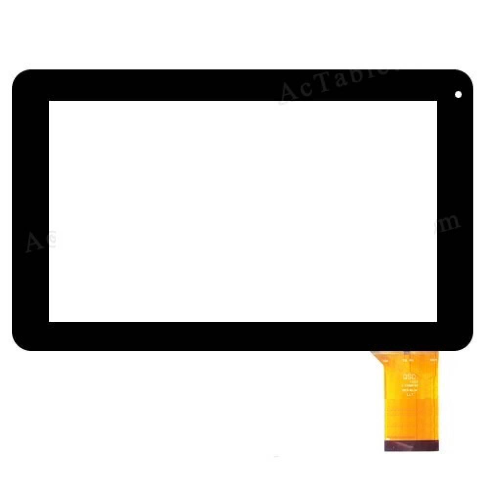 Черен Тъчскрийн панел за таблетX-TREMER X9-8G2W в tabletstorebg