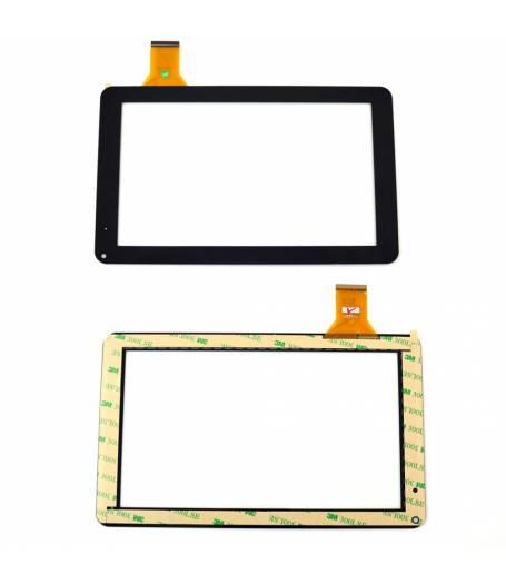 Черен Тъчскрийн панел за таблет X-TREMER X9-8DB1 в tabletstorebg