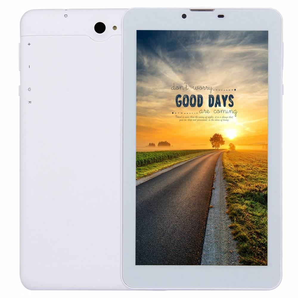 Бял Четириядрен таблет с функция разговори 4G 2SIM Bluetooth BG FM (4G-2SIM) в tabletstorebg