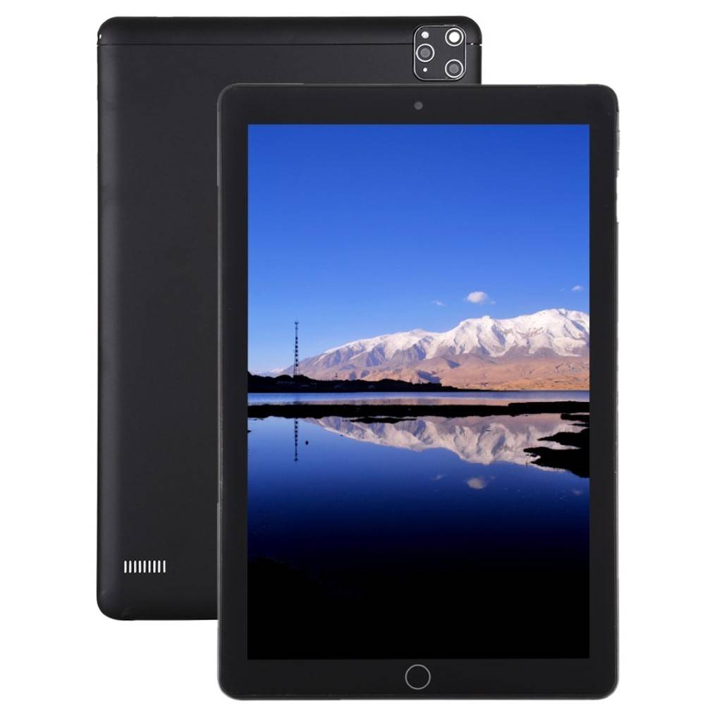 """Таблет KA Digital® K101-3 четири-ядрен процесор MT6739 1,5Ghz 10.1"""", 4G, 1280х800 IPS, 2GB RAM, 32GB, GPS навигация, Wi-Fi, Bluetooth, Android 9, Черен, Протектор, Писалка"""