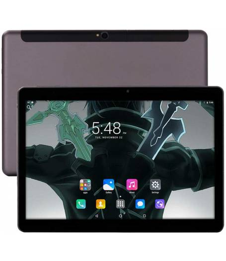 "Таблет KA Digital® MGX20 десет-ядрен процесор Helio X20 3GB RAM 32GB 4G LTE 10.1"", 1920x1200 IPS, GPS, Wi-Fi, Bluetooth, Oreo 8.0, Черен, Протектор, Писалка"