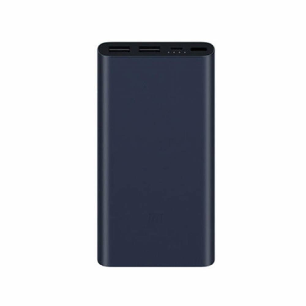 Xiaomi Mi Външна мобилна батерия Power Bank 2S, 10000 mAh, Black в tabletstorebg