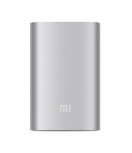 Xiaomi Mi powerbank мобилна батерия 10000mAh сребриста(MI-10000) в tabletstorebg