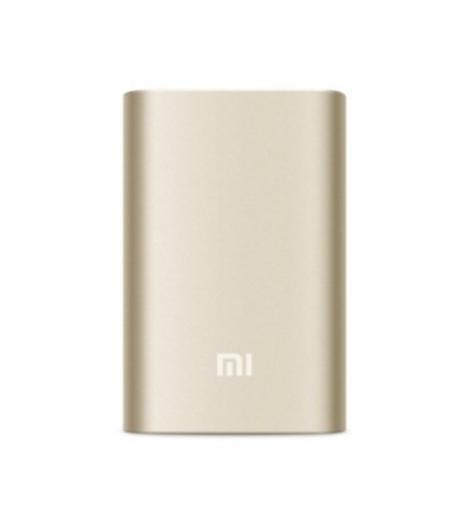 Xiaomi Mi powerbank мобилна батерия 10000mAh златиста(MI-10000) в tabletstorebg