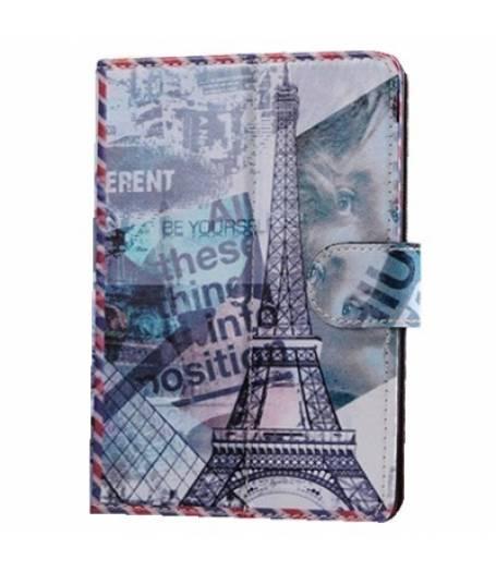 калъф за таблет 7 инча-Айфелова кула 4(UK-7Айфелова кула4) в tabletstorebg