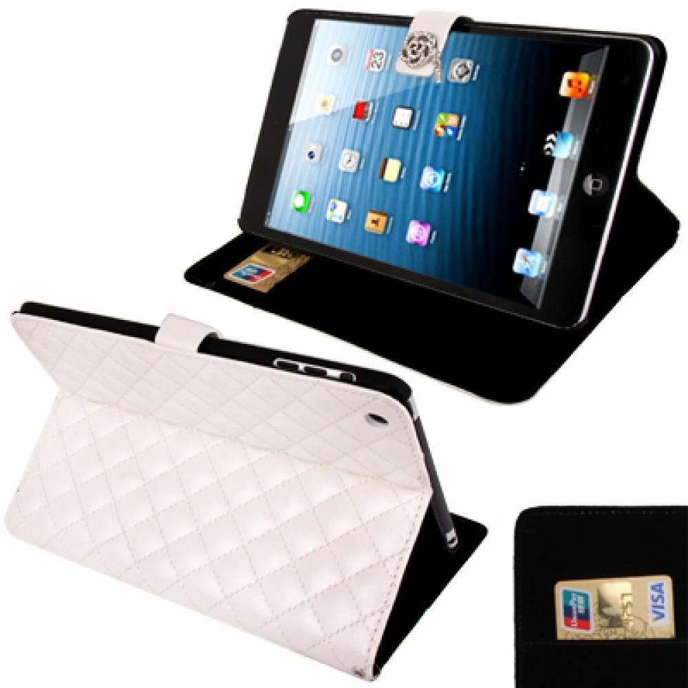калъф за таблет Ipad mini бял с верижка(КК-imw) в tabletstorebg
