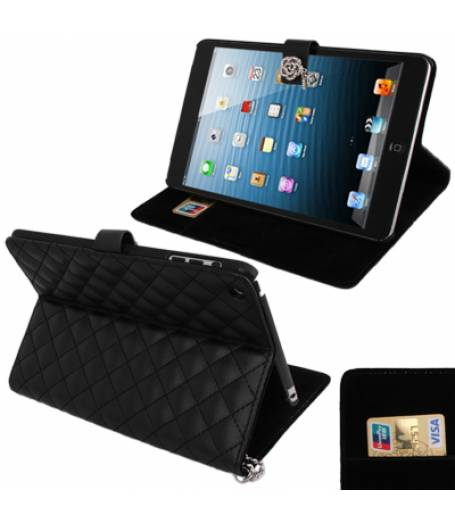 калъф за таблет Ipad mini черен с верижка(КК-imb) в tabletstorebg