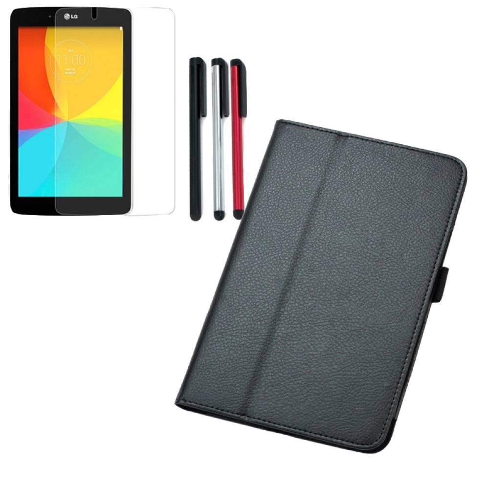 Калъф за таблет LG G Pad 8.3 инча V500 +Протектор+Писалка