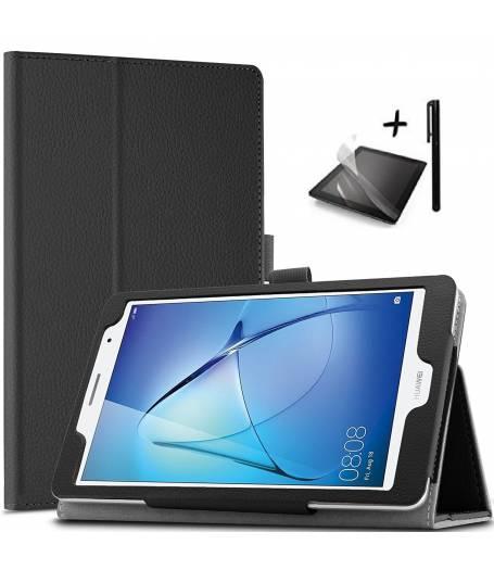 Комплект Ka Digital Калъф за таблет Huawei MediaPad M3 Lite 8 инча, протектор, писалка
