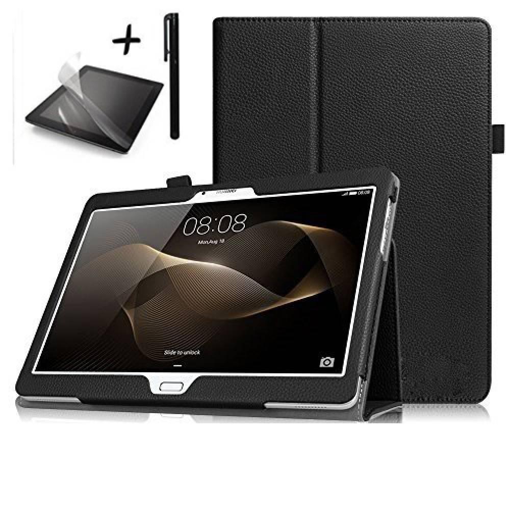 Калъф за таблет Huawei MediaPad M2 10 инча черен в tabletstorebg