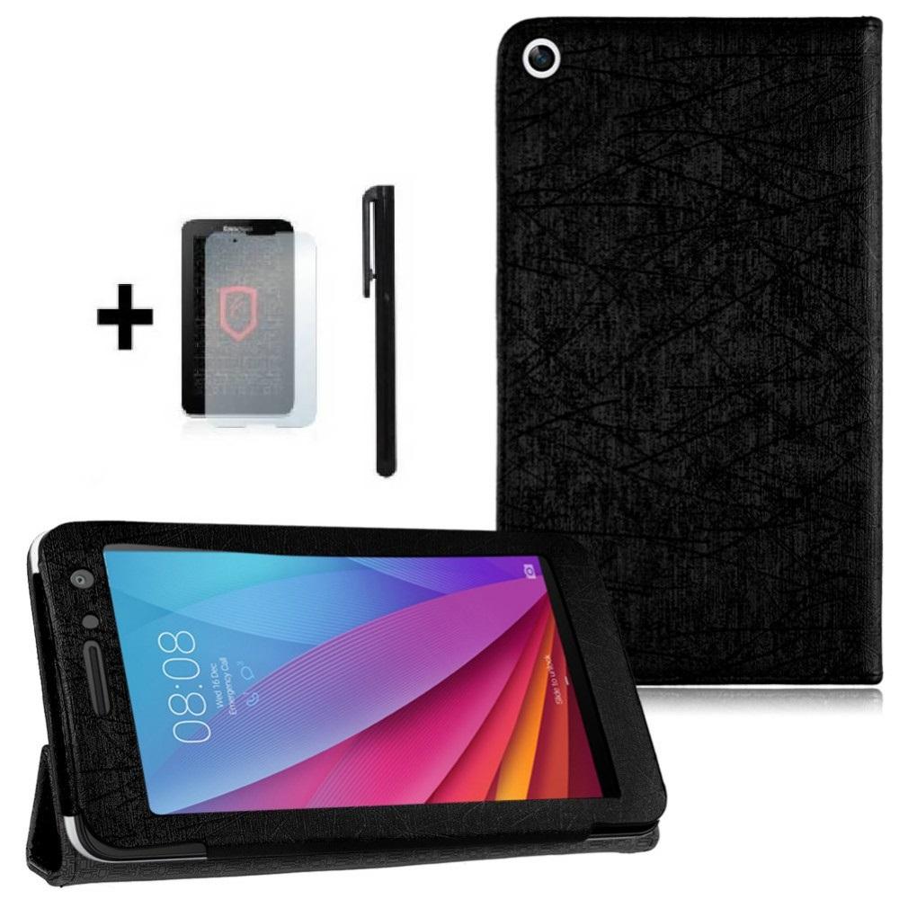 Калъф за таблет Huawei MediaPad Т1 7 инча черен в tabletstorebg