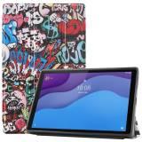 Калъф за таблет Ka Digital Lenovo Tab M10 HD Gen 2, TB-X306F, Графити