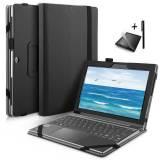 Комплект Ka Digital Kалъф за таблет Lenovo Ideapad Miix 320 папка Черен, протектор, писалка