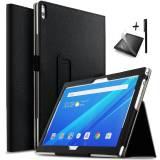 Комплект KA Digital Калъф за таблет Lenovo TAB 4 10 ,Черен, протектор, стилус