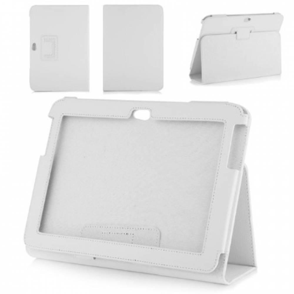 калъф за таблет Samsung Galaxy Note 10.1 инча N8000 бял(KK-N8000-wh) в tabletstorebg