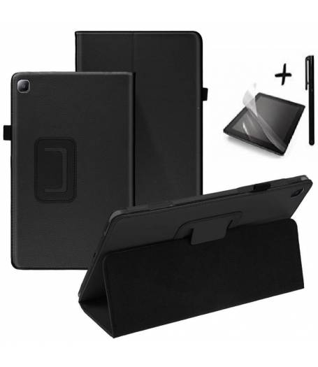 Кожен калъф Kadigital за таблет Samsung Galaxy Tab S6 Lite, SM-P610, SM-P615, протектор,писалка тип ПАПКА