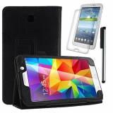 Калъф за таблет Samsung Galaxy Tab 4 7 инча SM-T230 | SM-T231 | SM-T235 +протектор+стилус