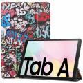 Kалъф Ka Digital за таблет Samsung Galaxy Tab A7 2020, 10,4 инча, T500 / 505, Графити