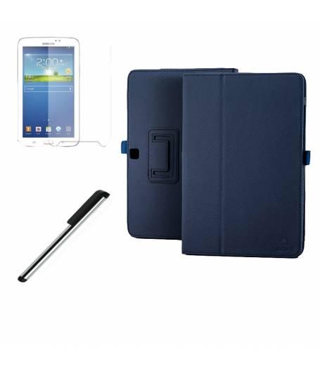 Калъф Samsung Galaxy Tab 4 10.1 инча Tablet SM-T530 T531 T535 +протектор+стилус(KA-T520-w) в tabletstorebg