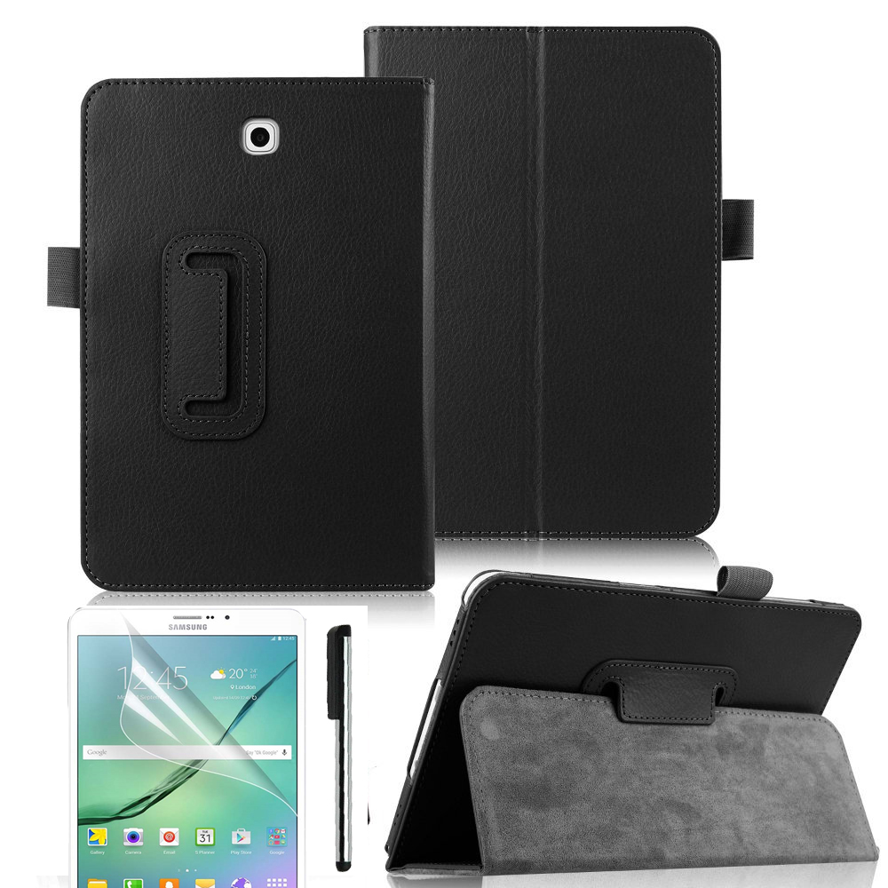 "Калъф Черен Samsung Samsung Galaxy Tab S2 8"" SM-T710 SM-T715 +протектор+стилус(KA-Т230-w) в tabletstorebg"