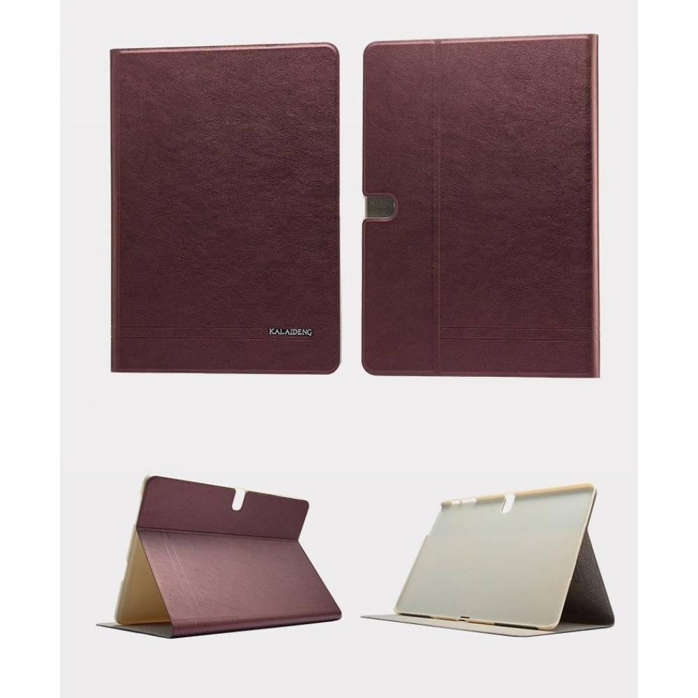 Кожен Калъф KALAIDENG KA за Samsung Galaxy Tab Pro 10.1 T520-кафяв лукс(KA-Т520-br) в tabletstorebg