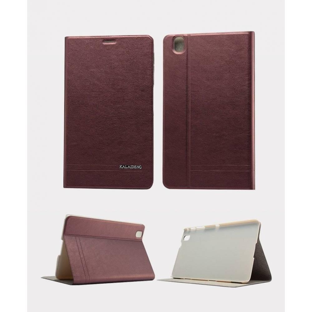 Кожен Калъф KALAIDENG KA за Samsung Galaxy Tab Pro 8.4 T320-кафяв лукс(KA-Т320-w) в tabletstorebg