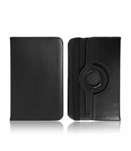 калъф за таблет Samsung Galaxy Note Tab 3 8 инча-SM-T310 въртящ на 360 градуса-черен(KK-SM-T310-bl) в tabletstorebg