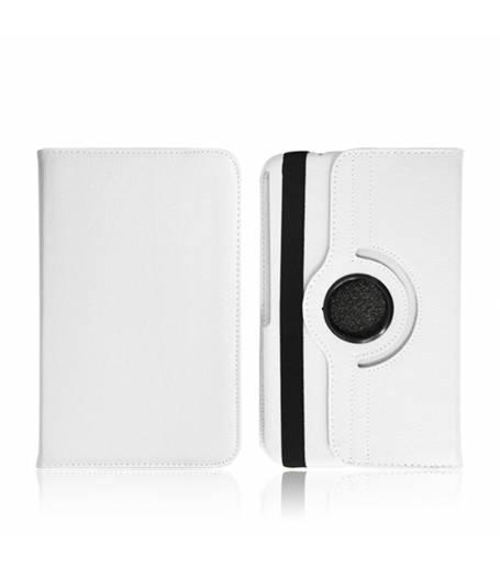 калъф за таблет Samsung Galaxy Note Tab 3 8 инча-SM-T310 въртящ на 360 градуса-бял(KK-SM-T310-wh) в tabletstorebg