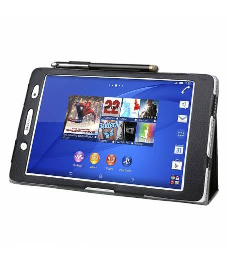 Калъф за таблет Sony Xperia Z3 Tablet Compact 8 инча черен в tabletstorebg