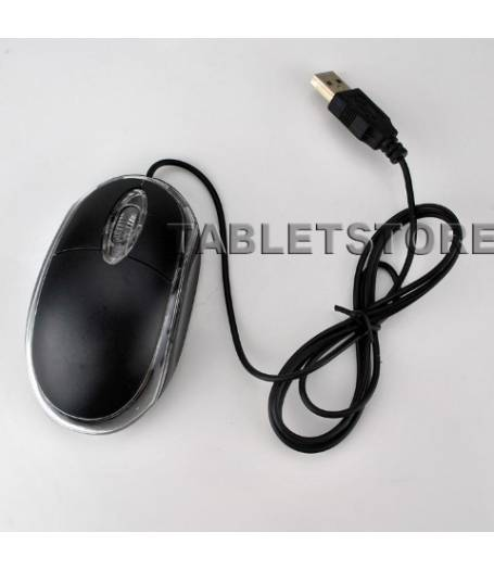 Оптична мишка черна(OP1) в tabletstorebg