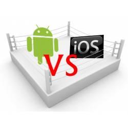 Android е вече с дял 62% от пазара на таблети,Ipad изостава на 36%