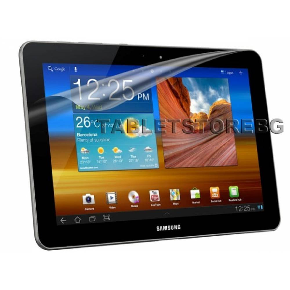 Скрийн протектор за таблет Samsung Galaxy Tab 10.1 P7500 P7510(SP-SAM-P7500) в tabletstorebg