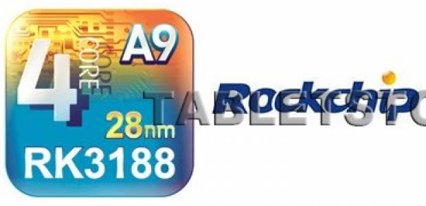 Компанията производител на процесори Rockchip е на път да измести Allwiner от пазара на таблети в ниския ценови клас през тази годинa