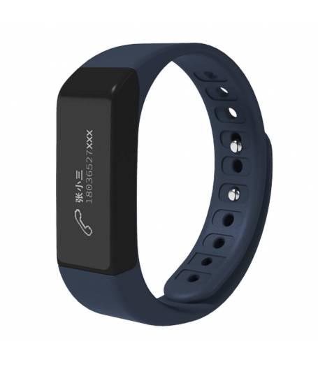 Фитнес гривна Smart Bracelet I5 Plus, Синя