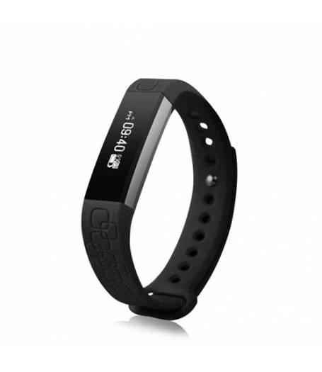 Фитнес гривна Smart Bracelet M1, Heart Rate monitor,Черна