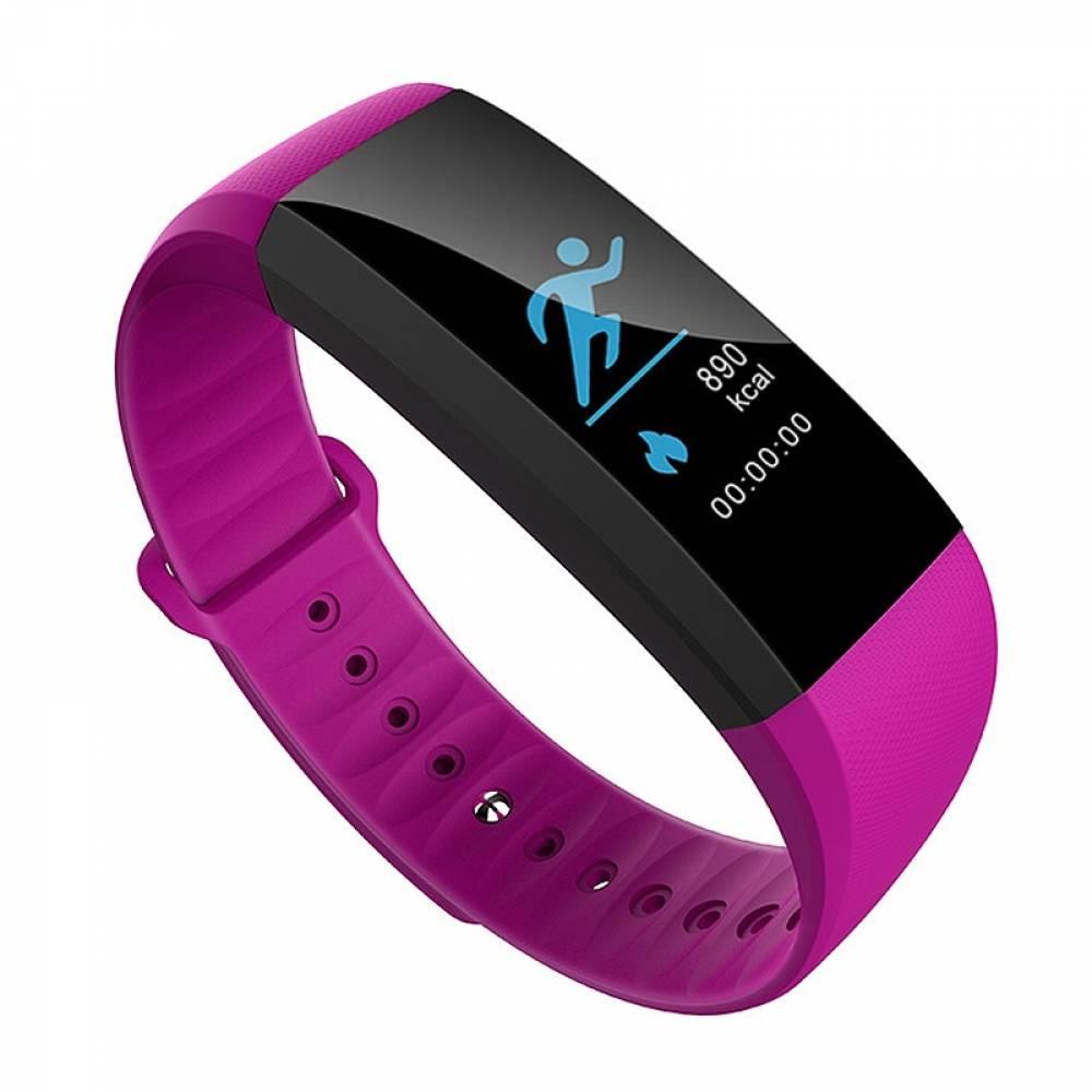 Фитнес гривна Smart Bracelet M99 BP/HR, Кръвно налягане..