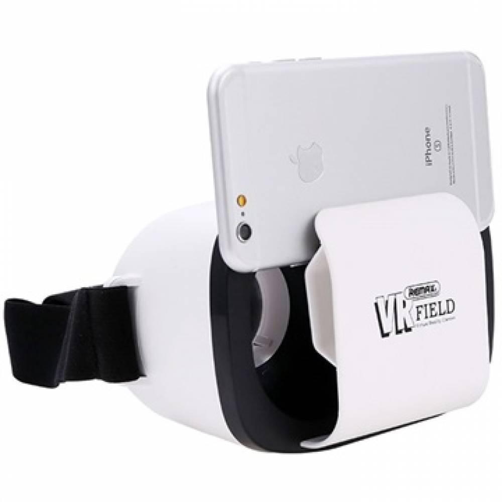 Очила за виртуална реалност Remax Field RT-VM02, Бял (49 лв.) в таблетсторбг