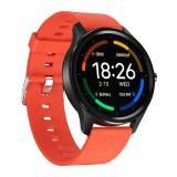 Спортен Смарт Часовник KA Digital DT55, Пулс, Кръвно налягане, Kрачки, Разстояние, Червен